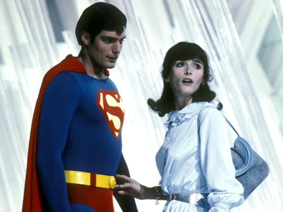 Margot kidder actor who played lois lane opposite christopher reeve kidder recalled annoying reeve with whom she is pictured in superman ii thecheapjerseys Image collections