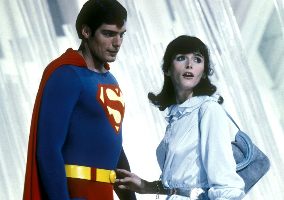 Margot kidder actor who played lois lane opposite christopher reeve kidder recalled annoying reeve with whom she is pictured in superman ii thecheapjerseys Gallery