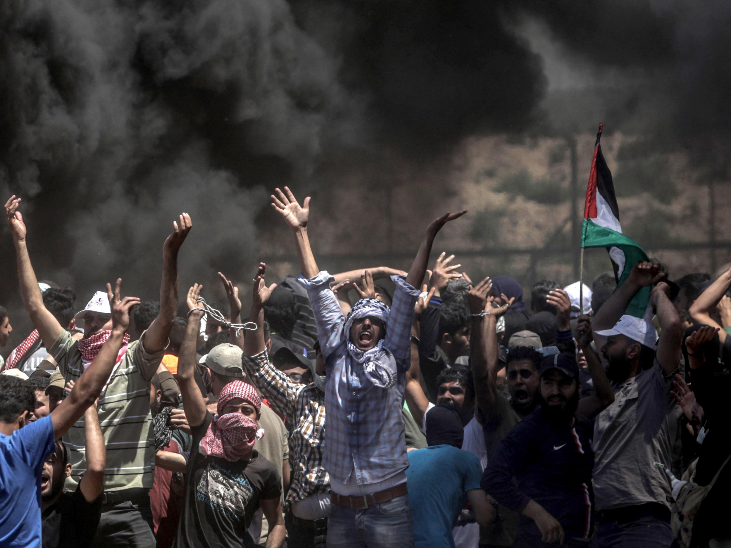 US 'blocks UN motion' calling for investigation into the killings of Gaza protesters