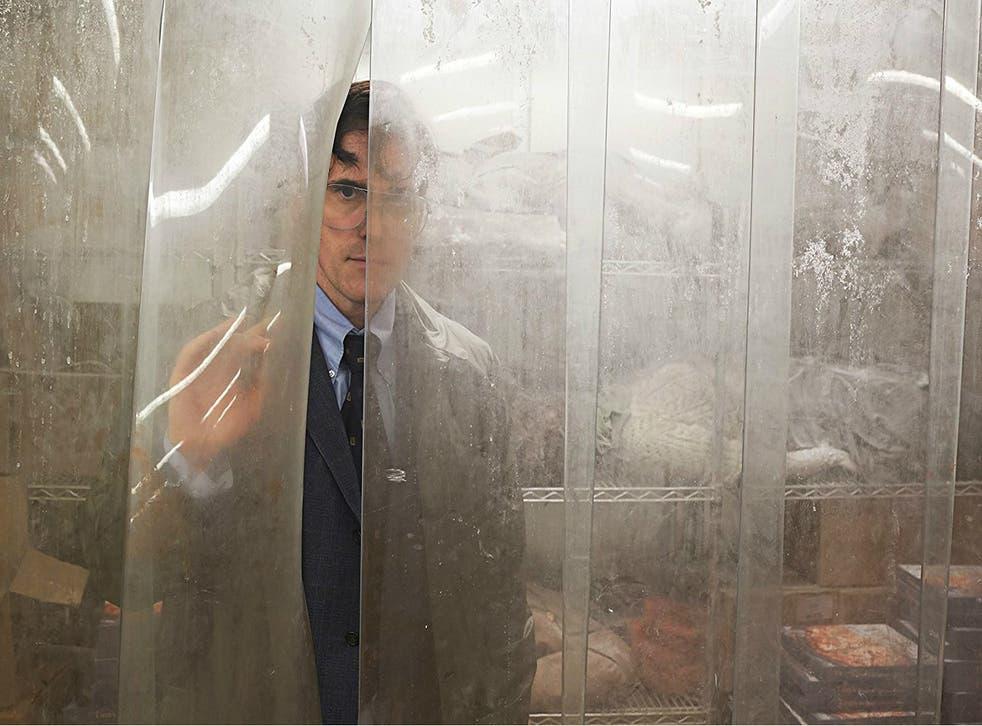 Matt Dillon stars as a budding serial killer