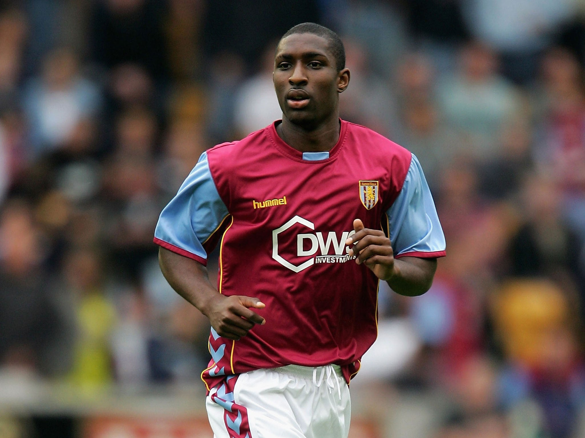 Jlloyd Samuel Dead Former Aston Villa And Bolton Defenders In Car Crash Aged  The Independent