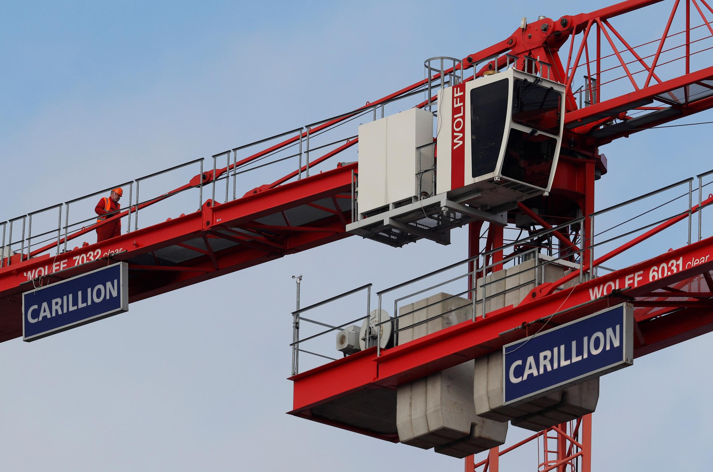 MPs blast Carillion bosses and Big Four accountancy firms for part in outsourcer's collapse | The Independentindependent_brand_ident_LOGOUntitled