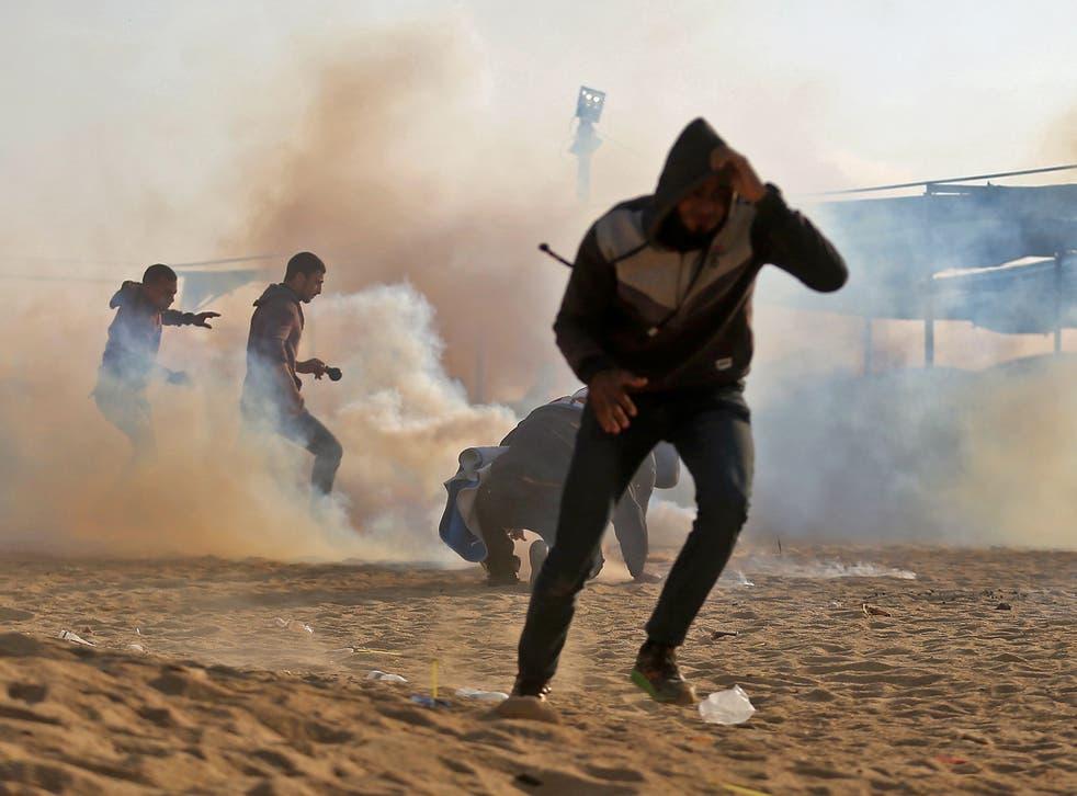 Gaza suffered its worst violence in years last week when Israeli forces shot and killed 60 people protesting both living conditions and the US embassy move