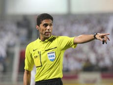 Saudi Arabian World Cup referee banned for life for match-fixing