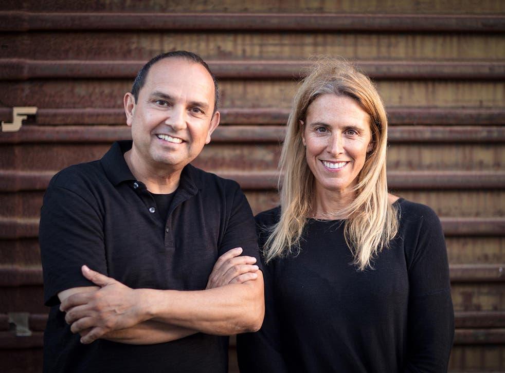 Architect Teddy Cruz and political scientist Fonna Forman