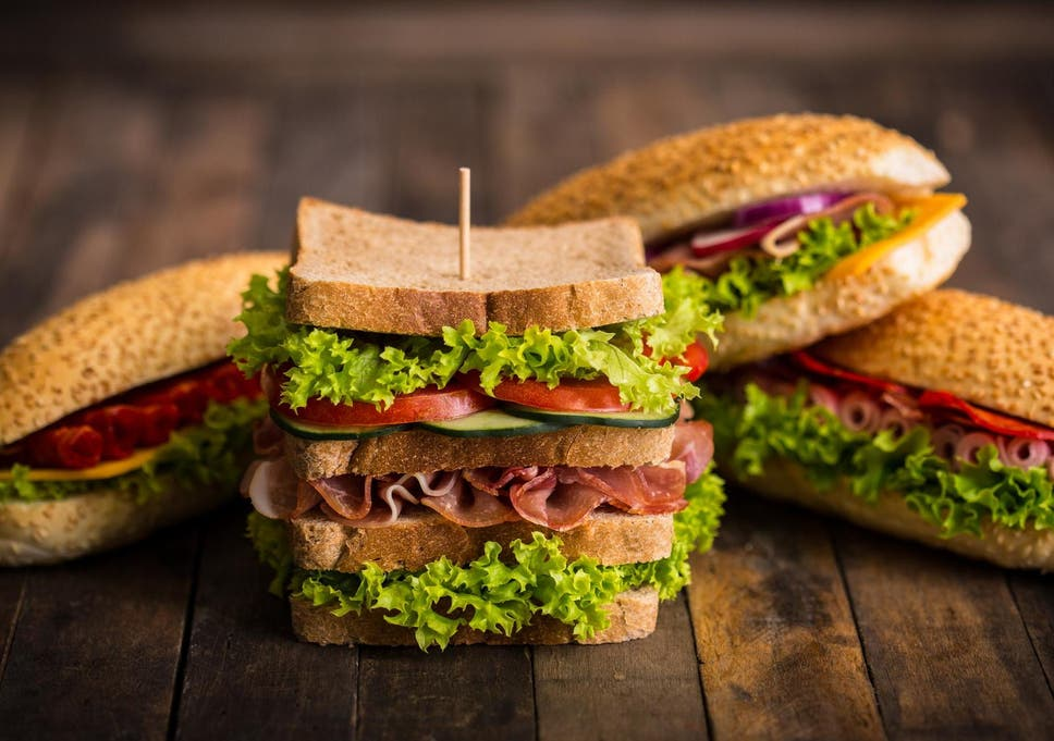 Britain's favourite sandwich filling revealed in new survey