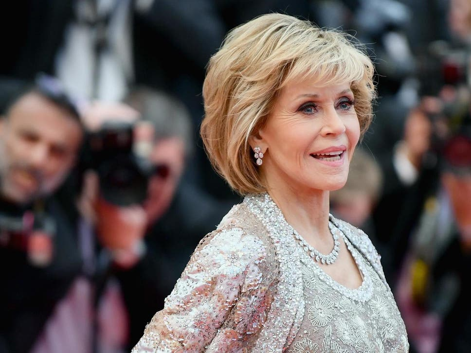 Jane fonda only started living for herself in her sixties and thats up until my sixties i was to an extent defined by the men fandeluxe Gallery