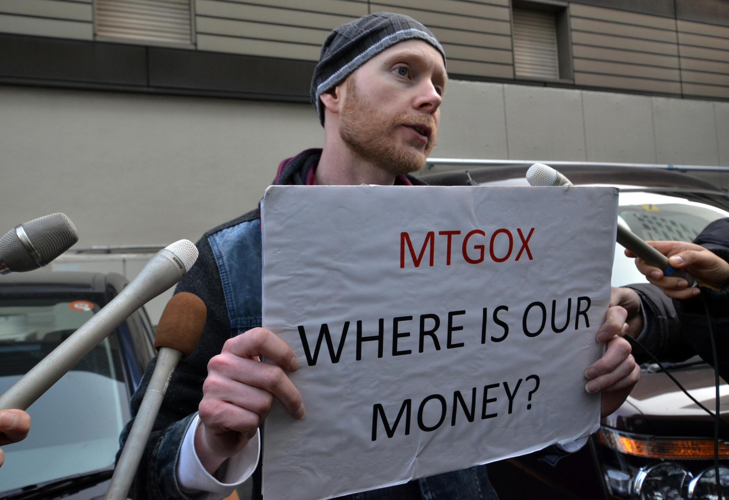 The fall of MtGox