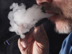 Vaping increases risk of DNA mutations which could lead to
