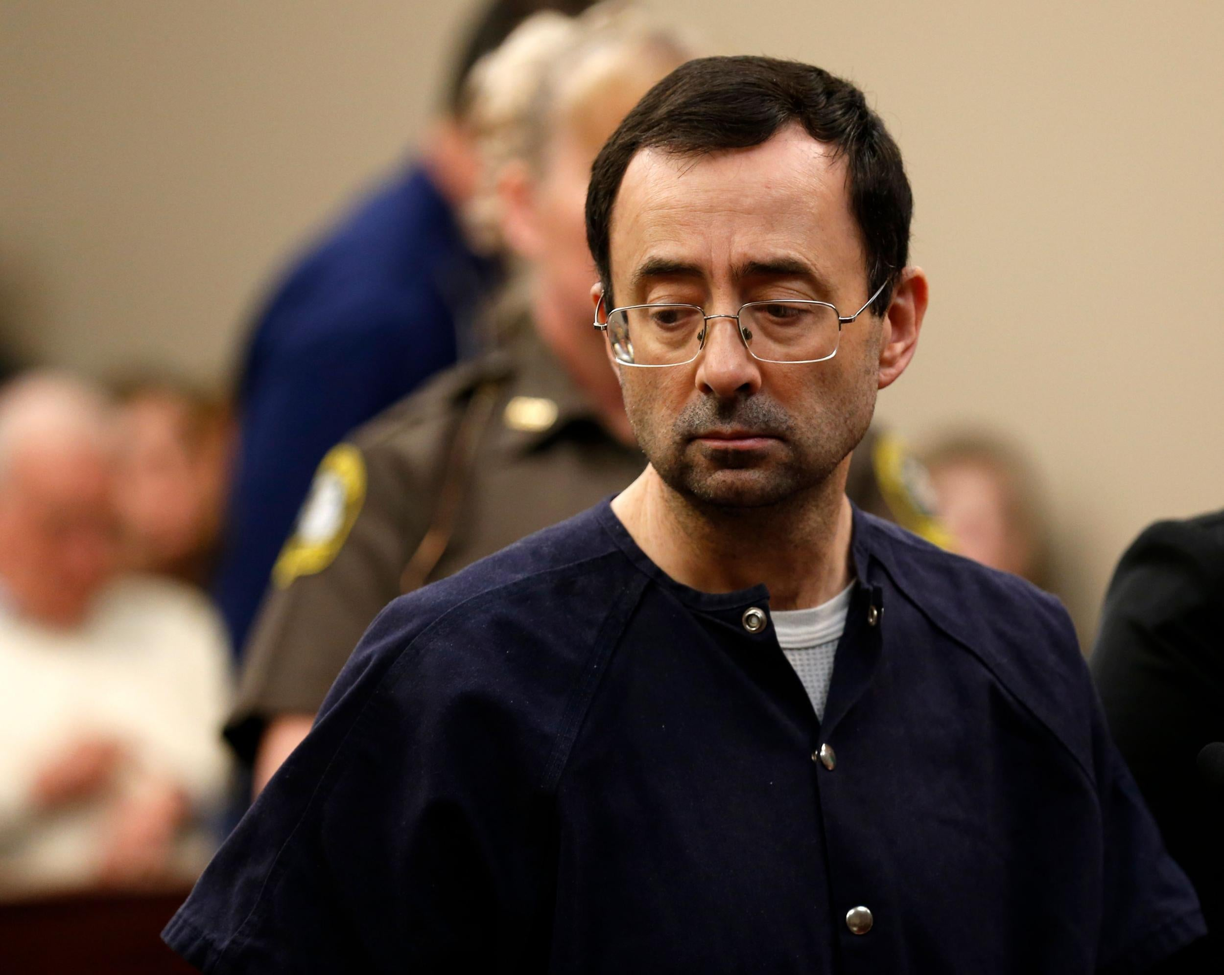 Larry Nassar: $500m settlement reached with sexual abuse victims of the former US athletics doctor
