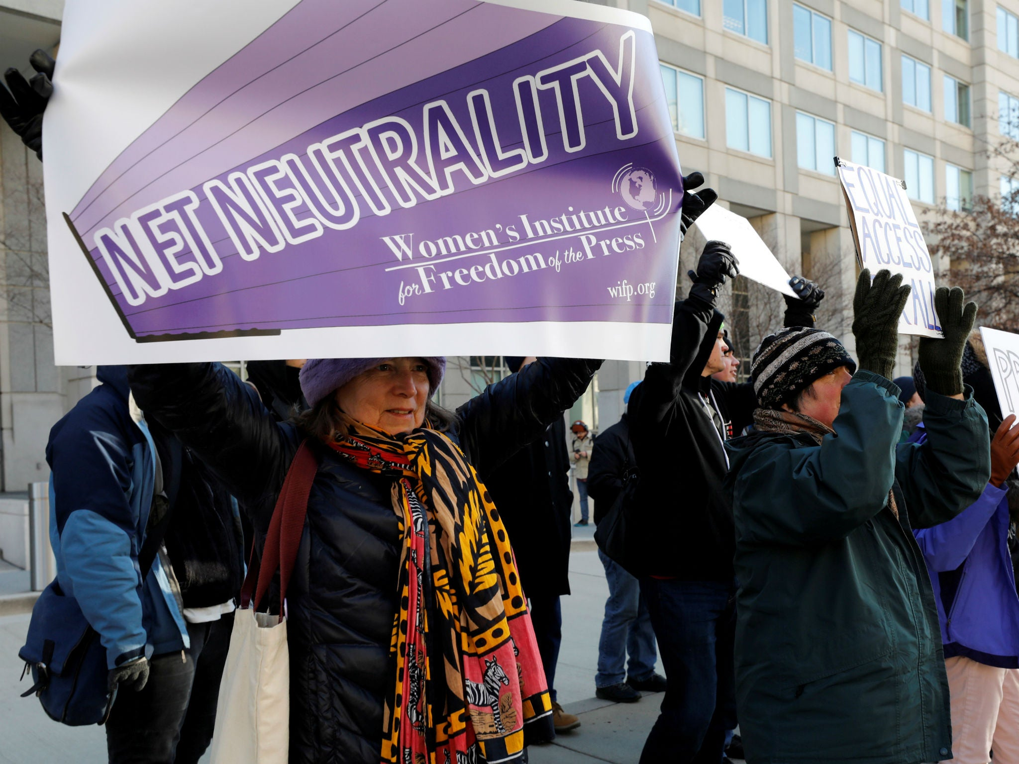 Senate votes to restore net neutrality protections