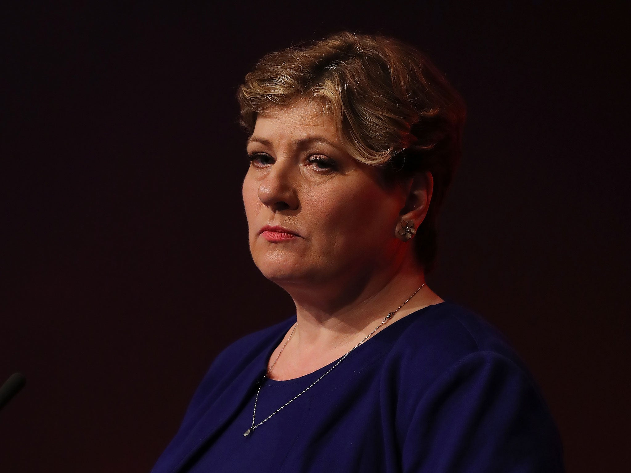 Support for Syria's Assad has been 'underestimated', says Emily Thornberry