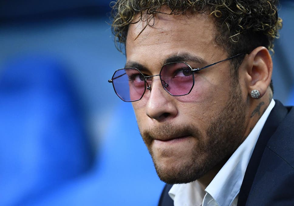 Neymar admitted he has concerns about his foot injury heading into the World  Cup 35fd1f367