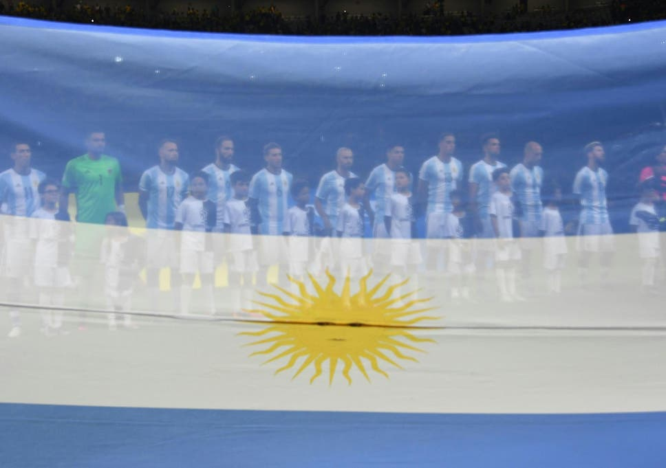 the argentine football association apologised for a sexist guide to how to behave at