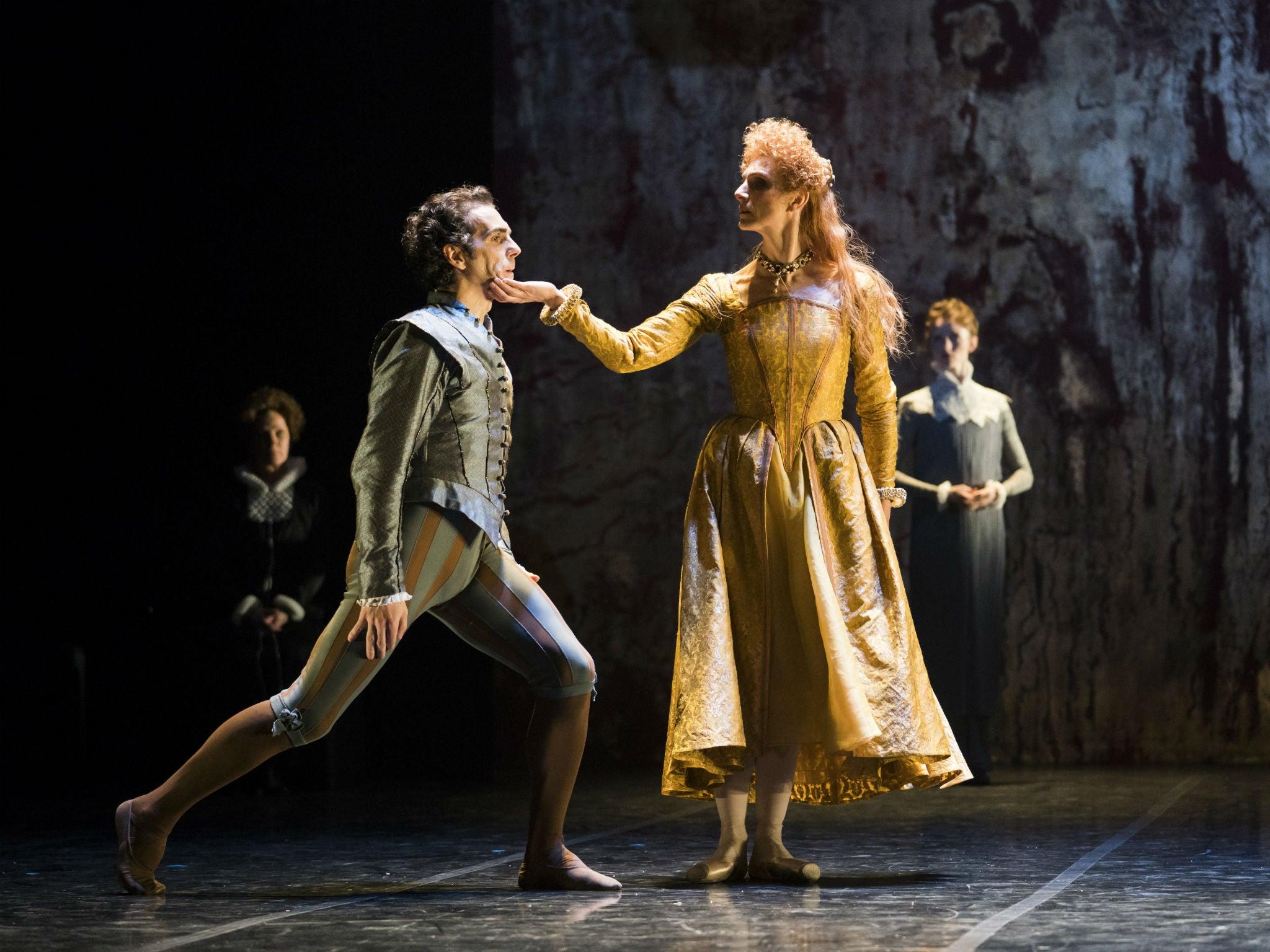 Will Tuckett is an Olivier-winning Royal Ballet choreographer – so