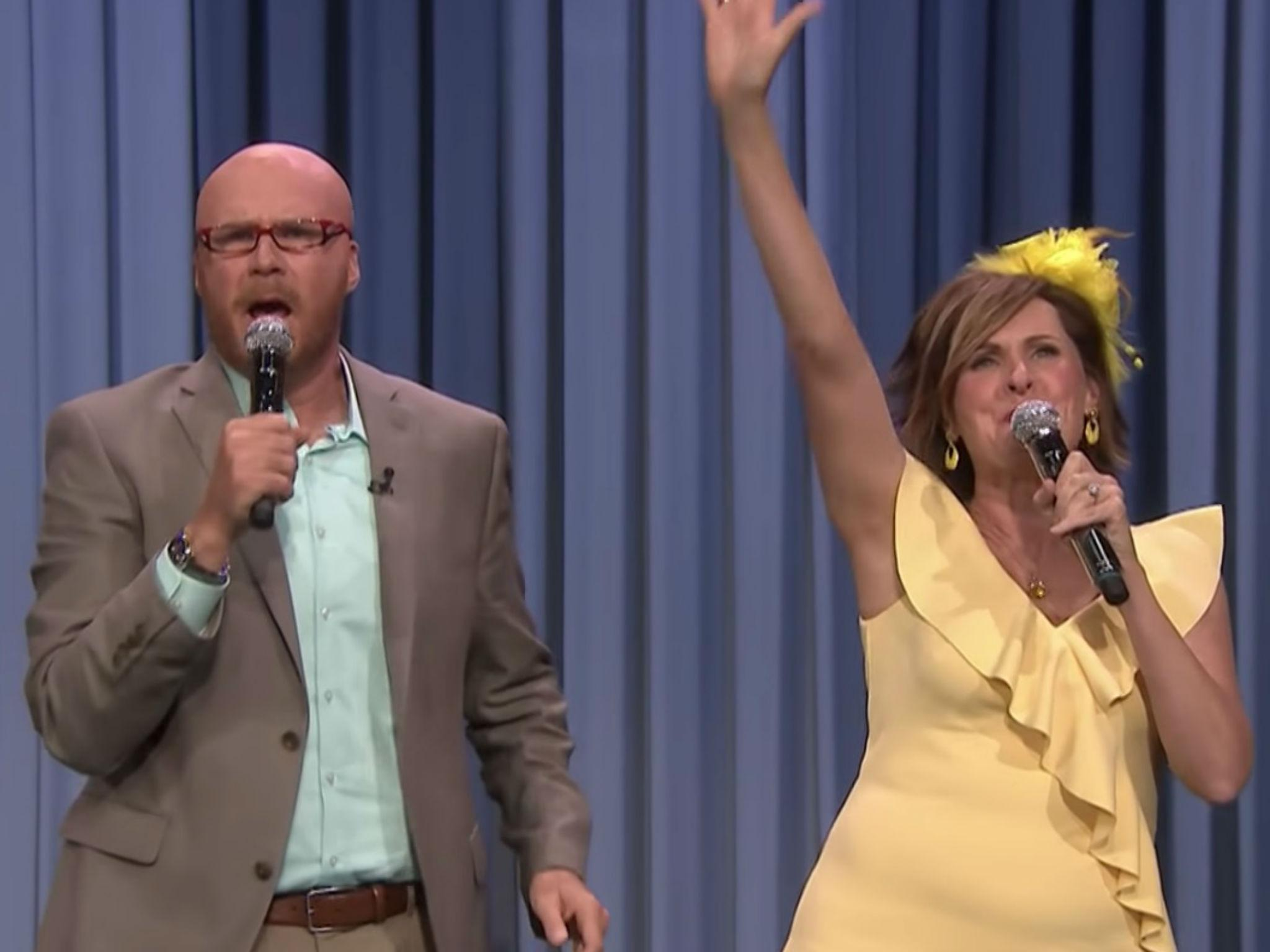 royal wedding will ferrell and molly shannon perform