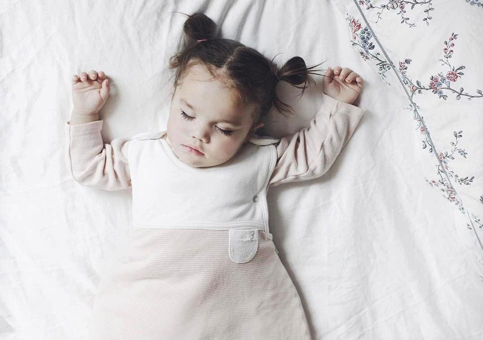 f7932895d683 Ensure your little one gets a safe and peaceful night's sleep, and you're  more likely to get some well-deserved rest too