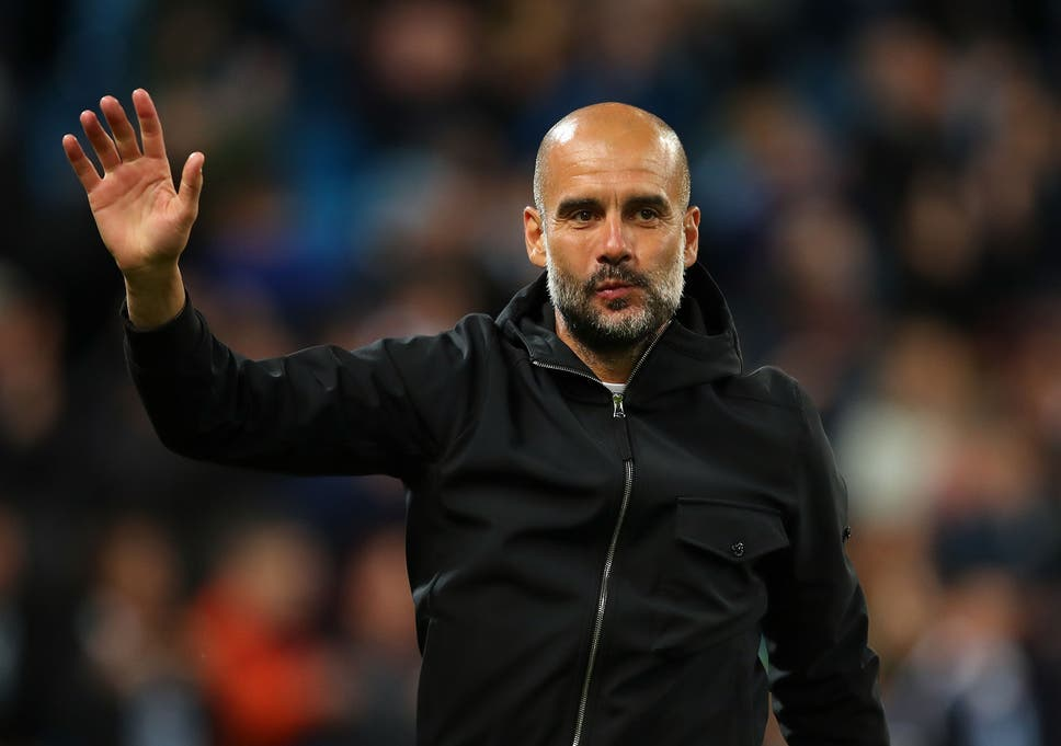 Pep Guardiola made Premier League history with Manchester City this season