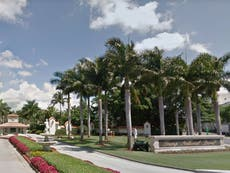 Police called to 'shots fired' at Trump golf club near Miami