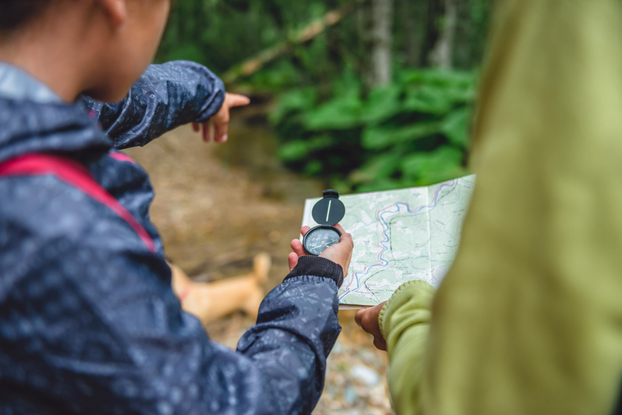 Map reading: How to navigate on a hike without using a smartphone