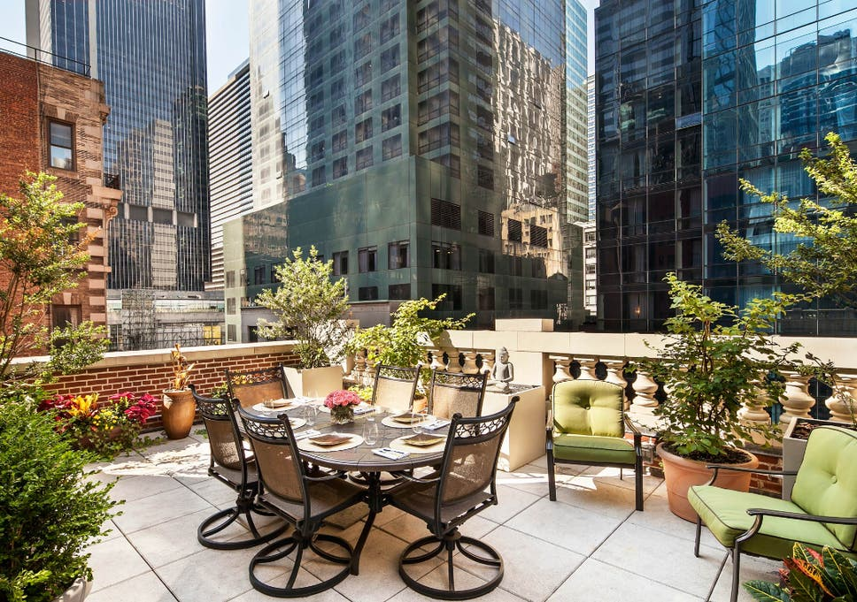 New York Hotels Near Rockefeller Center