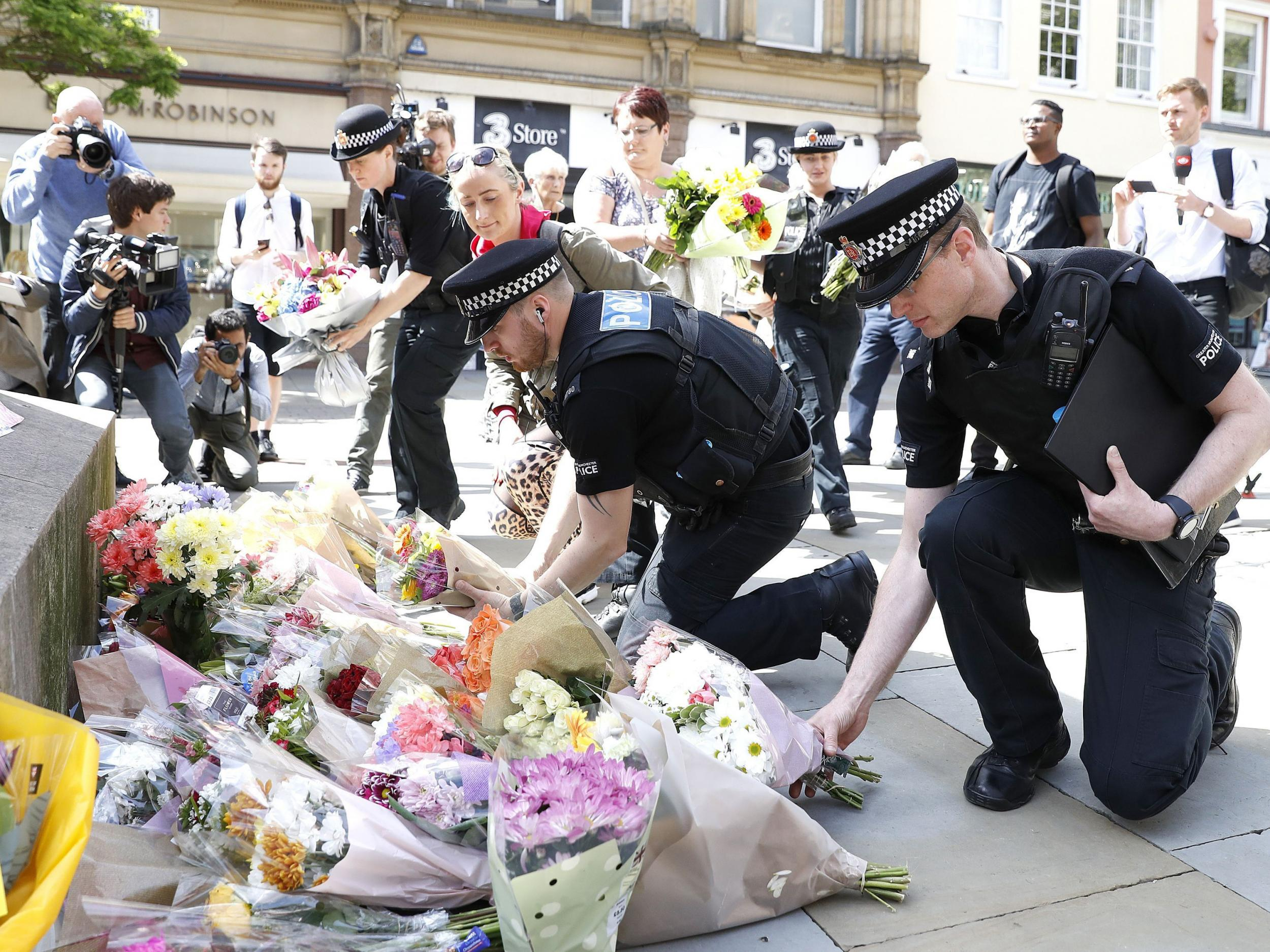 Manchester Arena Bombing Victims Families And Survivors Gather On