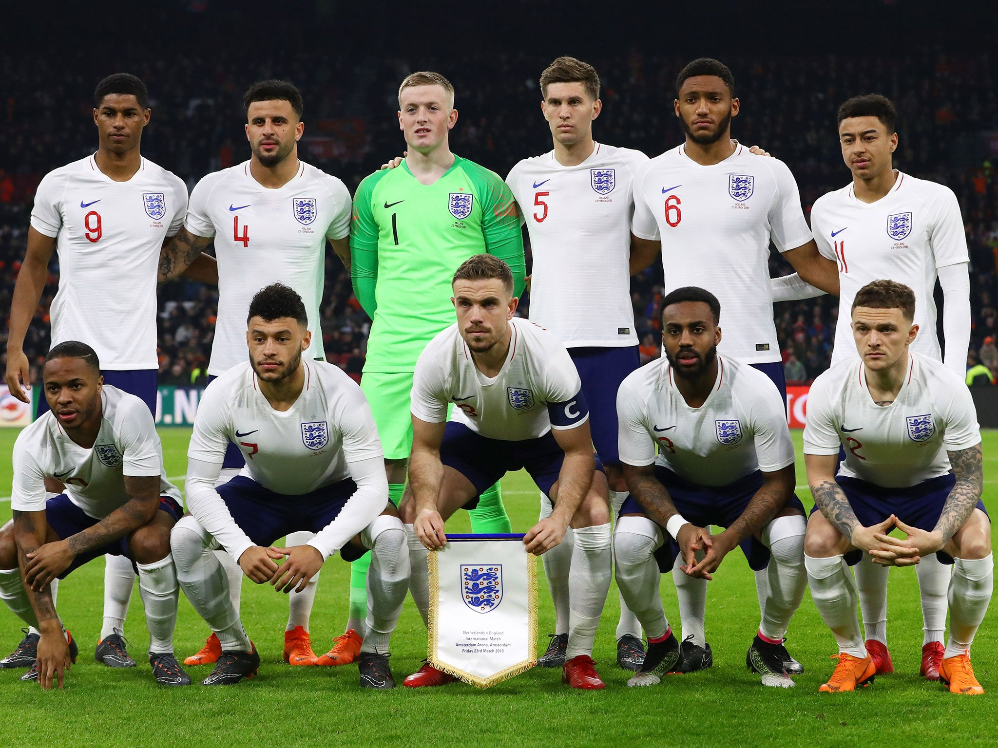 554610740 England World Cup squad guide  Full fixtures