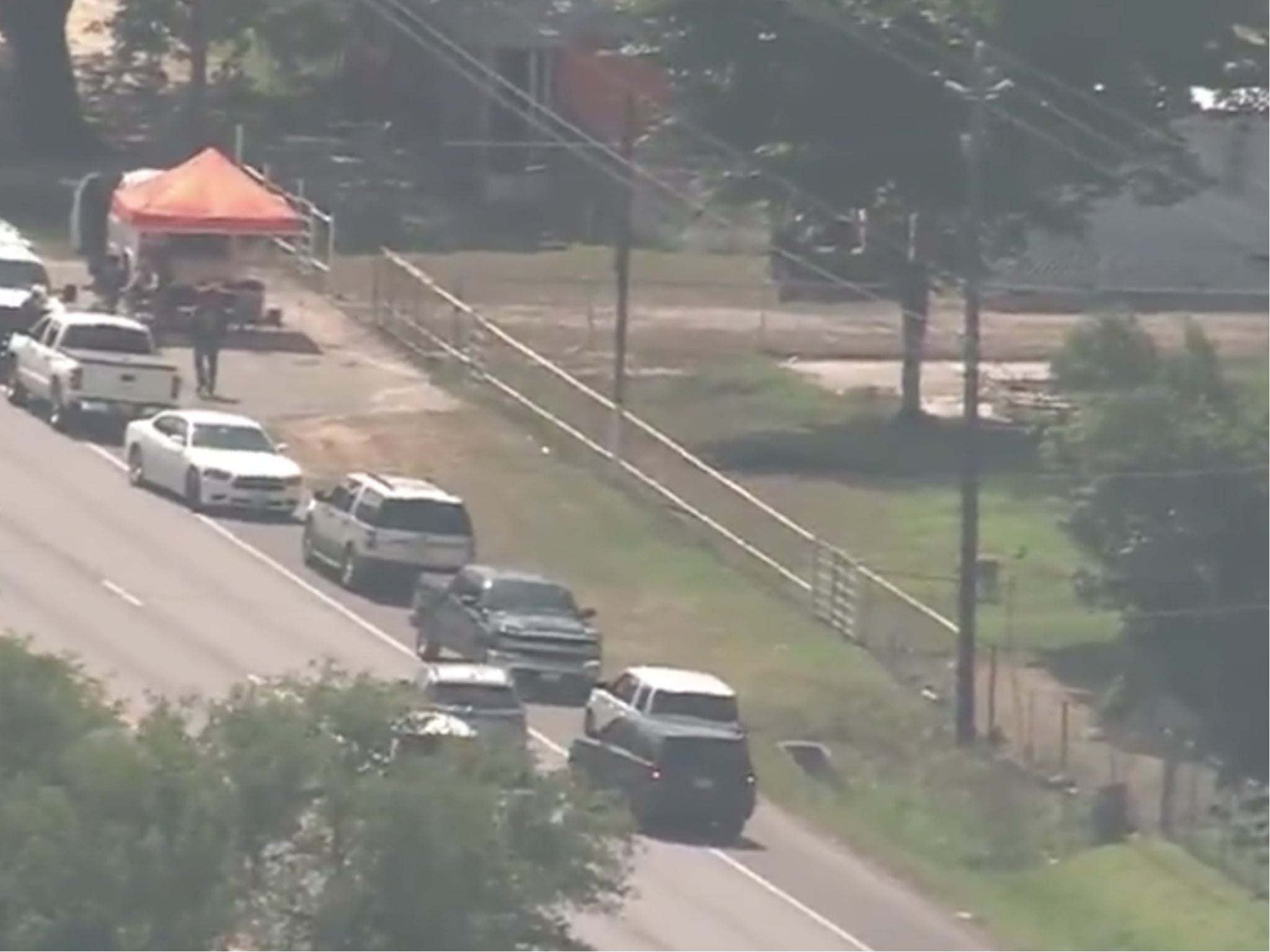 Santa Fe shooting: Police say explosive devices found in