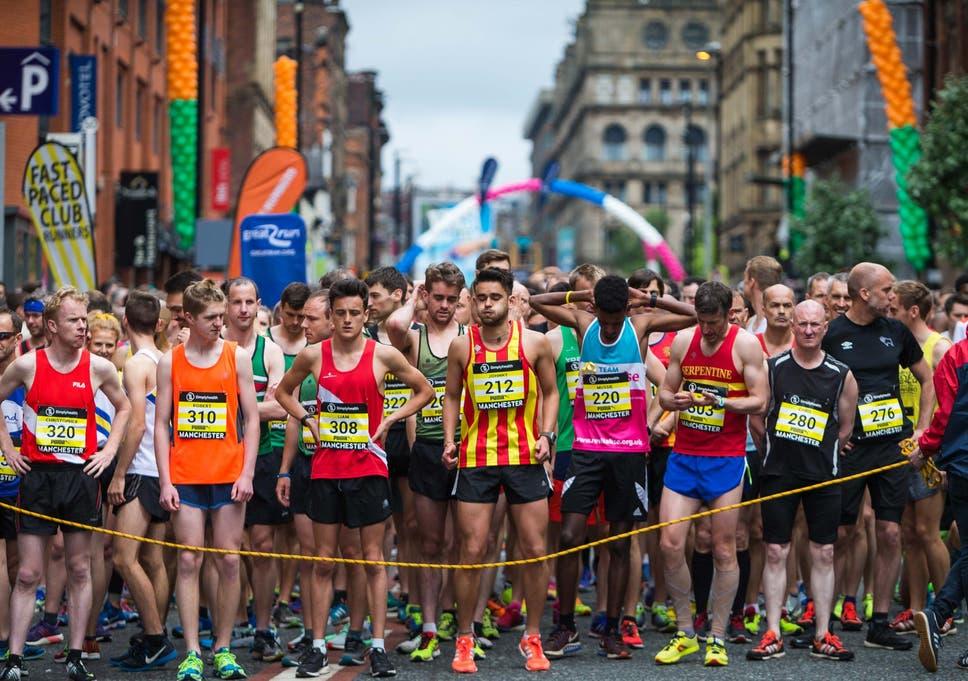 Sexual health benefits of running a marathon