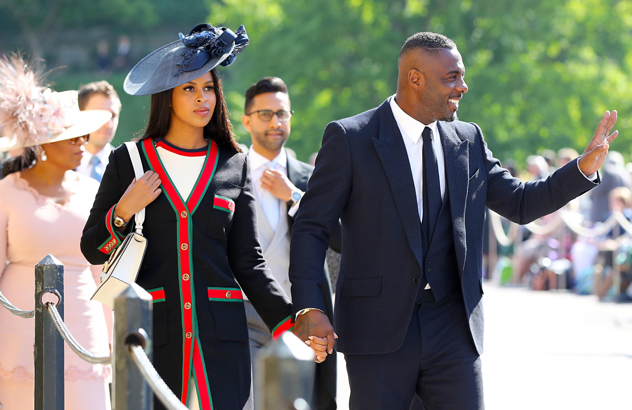 0d6c89dff9614 Royal wedding guests  Everyone who attended Meghan Markle and Prince  Harry s ceremony