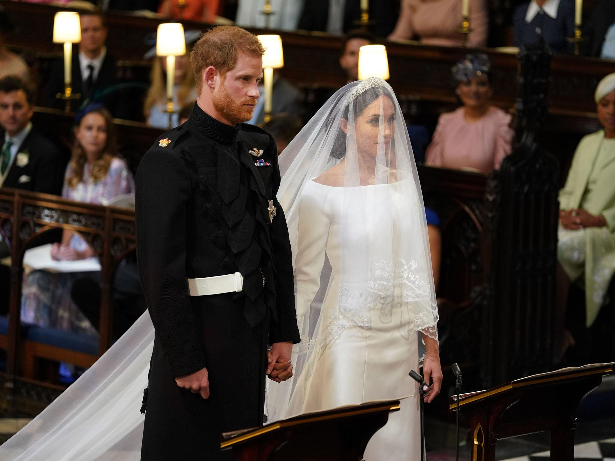 Royal Wedding LIVE: Meghan Markle's Givenchy Dress And