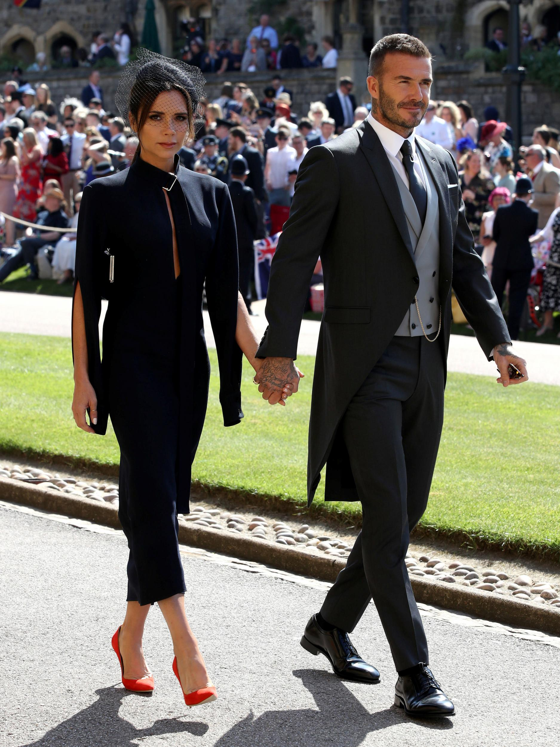 Amal Clooney Royal Wedding.Royal Wedding The Nine Main Talking Points From The Viral Pageboy