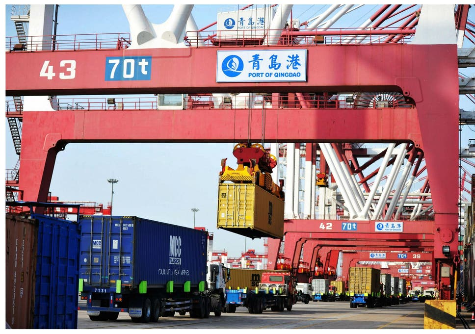 China Agrees To Substantially Reduce Trade Deficit To Avoid Trade