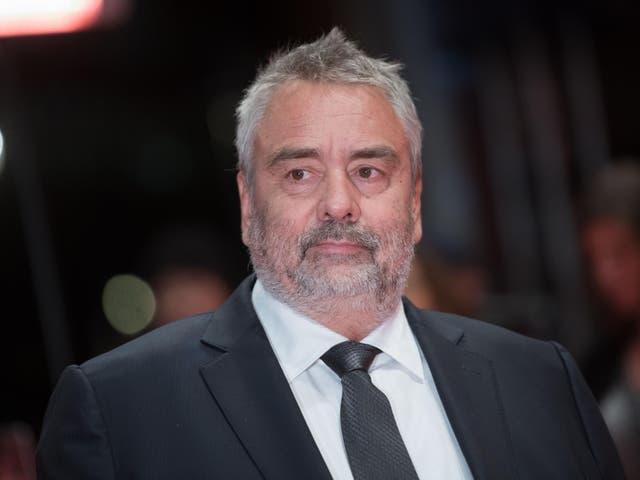 Luc Besson is under investigation over a rape allegation