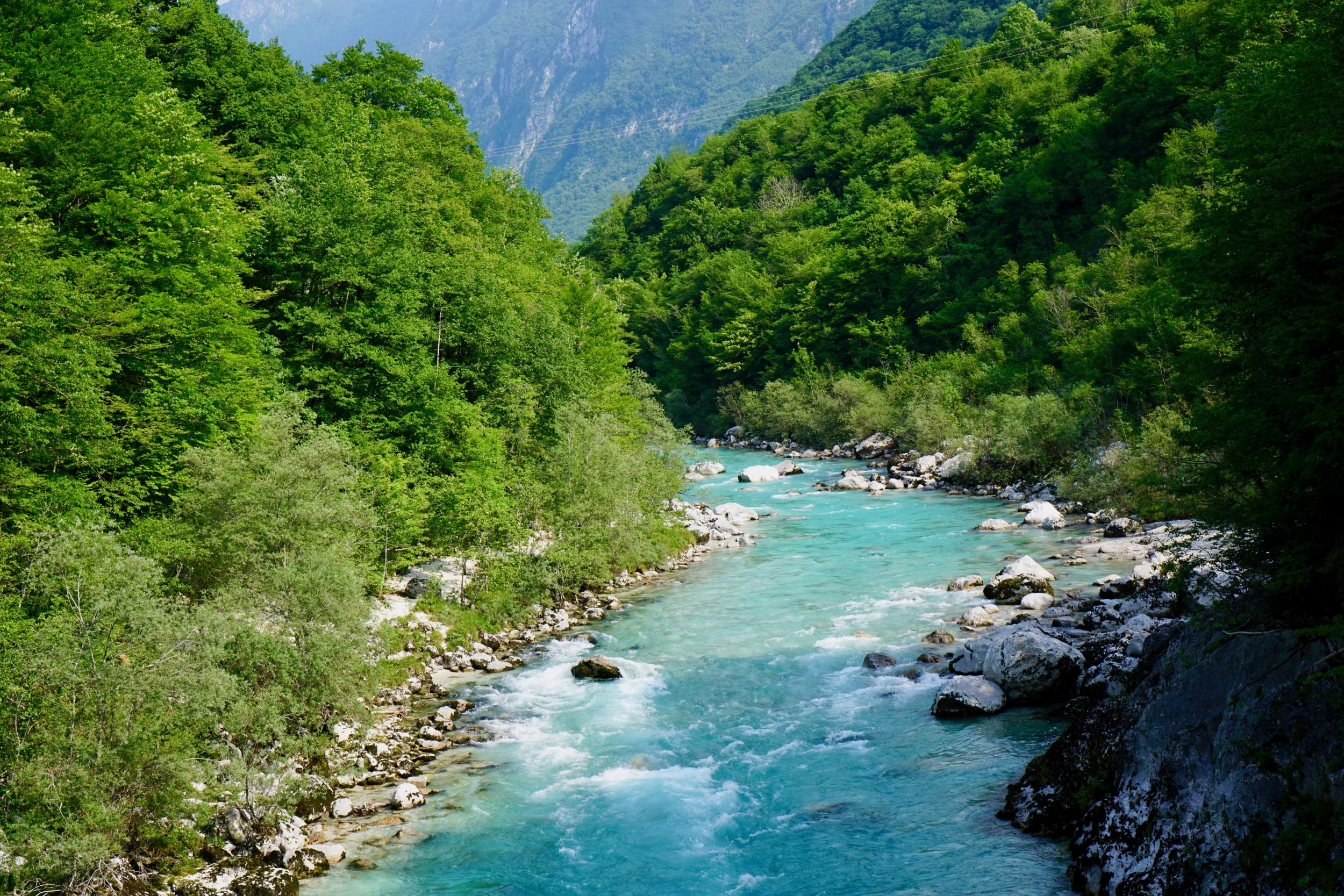 Soca valley: Exploring Slovenia's wild side on the ultimate green road trip