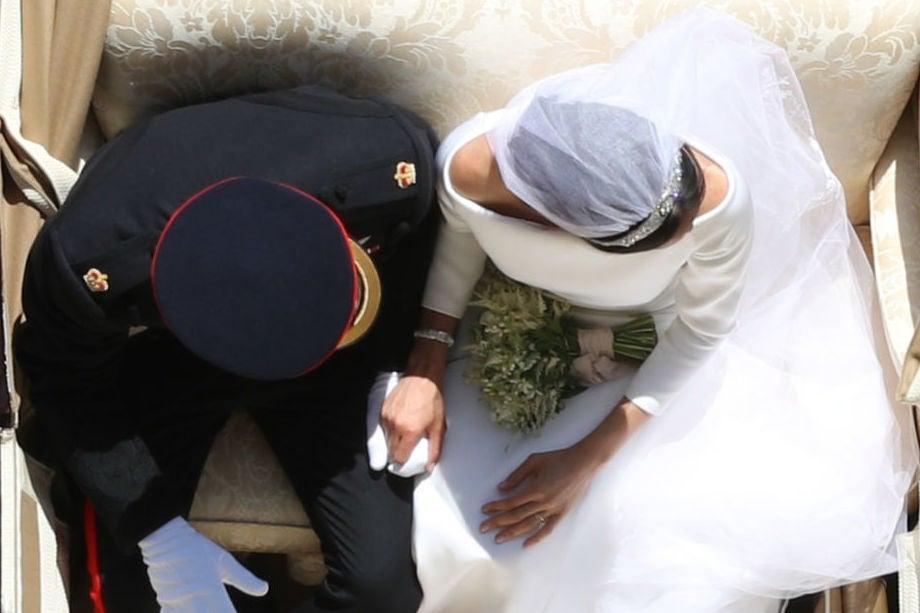 Royal wedding photographer explains how he captured viral