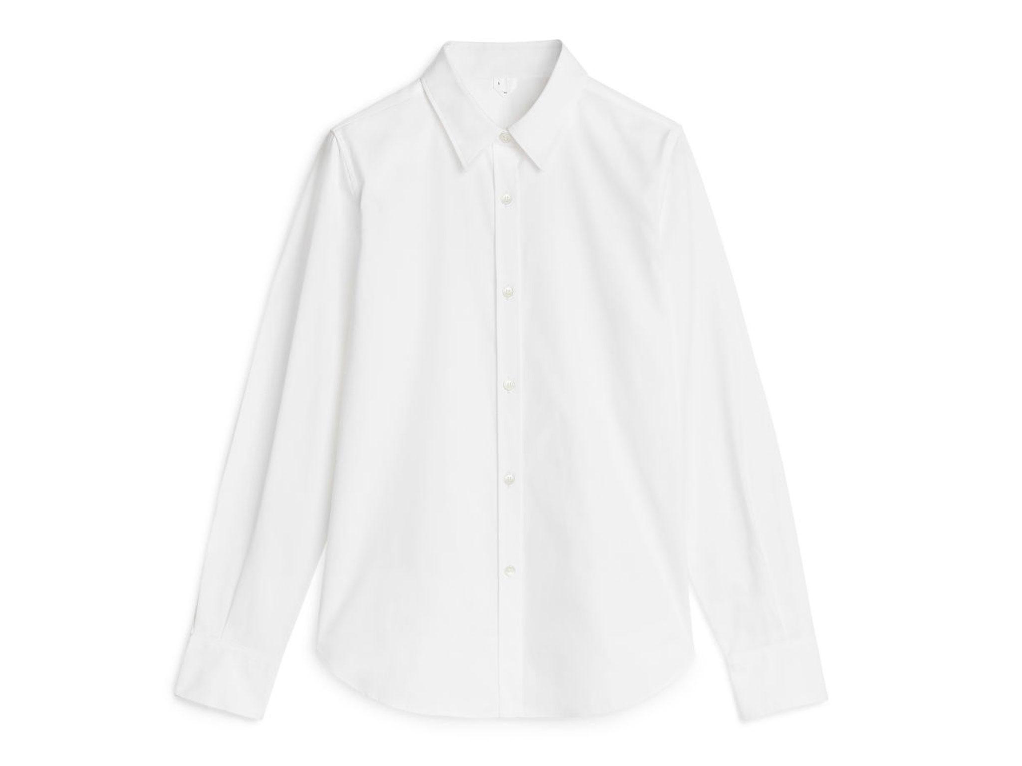 Arket Oxford Dress Shirt 45 Arket