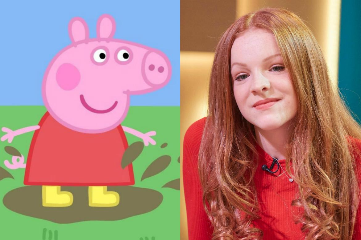16-year-old Peppa Pig voice actress reportedly earns £1,000
