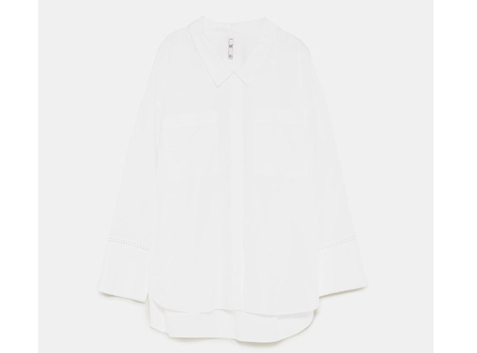 7 Best White Shirts For Women The Independent The Independent