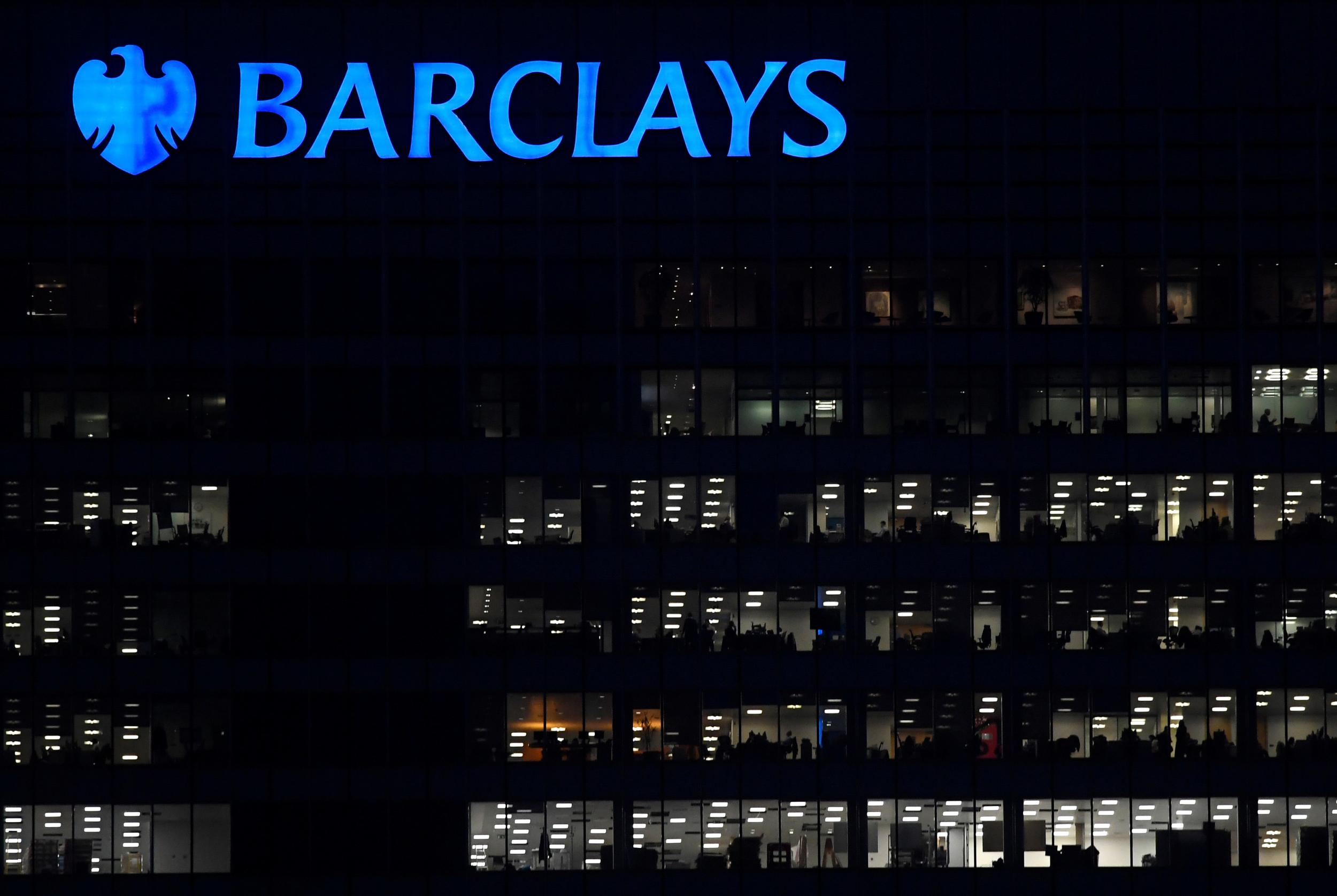 Barclays forex account