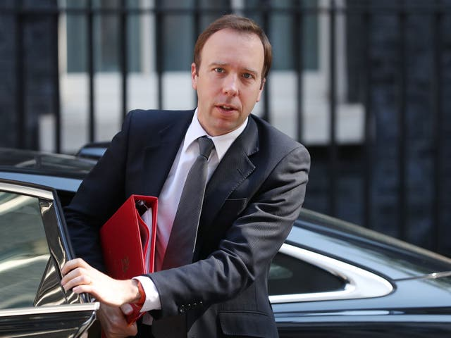 The new health secretary has already received an open letter from more than 50 MPs calling for him to change the policy. Will he take heed?