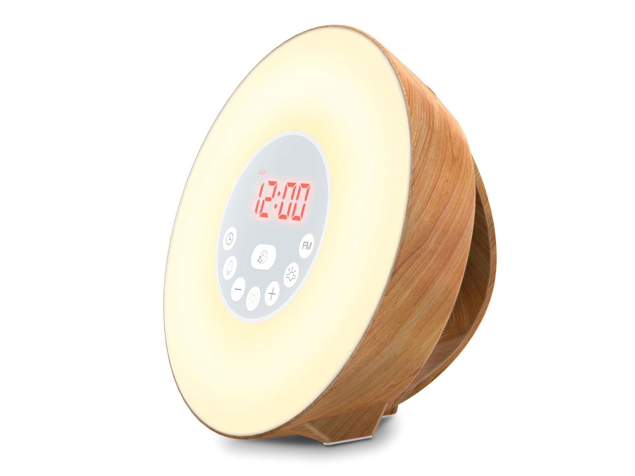 7 best wake-up light alarm clocks | The Independent