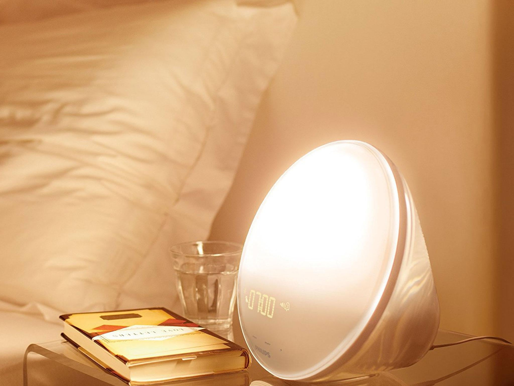 7 Best Wake Up Light Alarm Clocks The Independent Boxes Used For Ceiling Lights Arent Strong Enough To Hold A