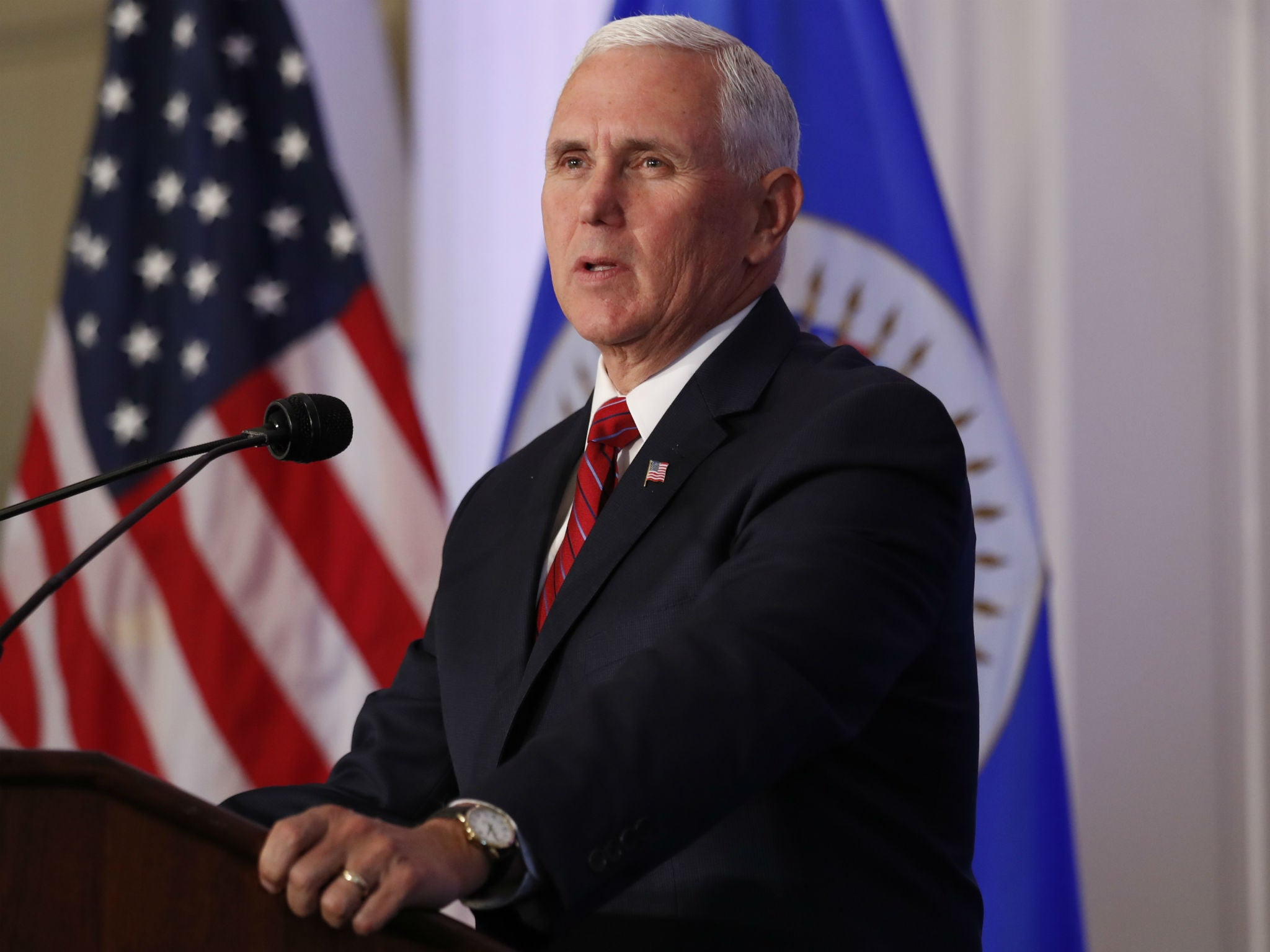 Mike Pence to be met with 'big gay dance party' during Ohio visit