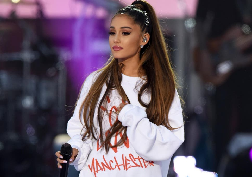Ariana Grande Hits Back At Criticism Of Break Up With Mac Miller In