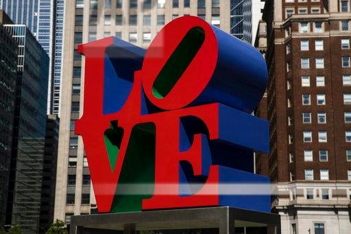 Robert Indiana death: Pop artist known for LOVE series dies aged 89