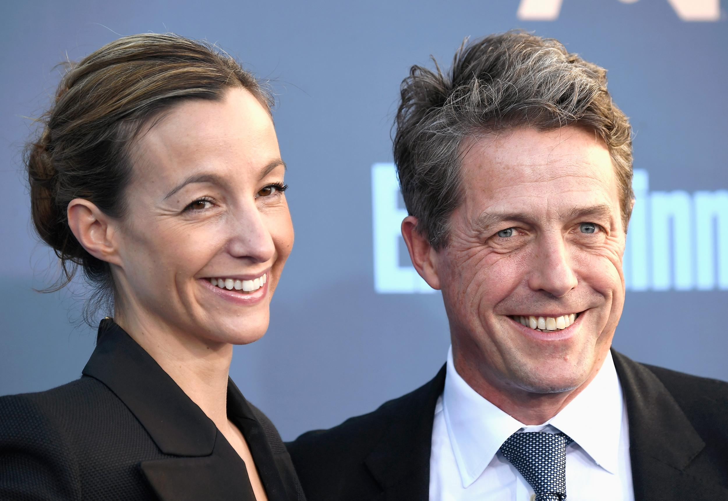 Hugh Grant is officially set to get married for the first time