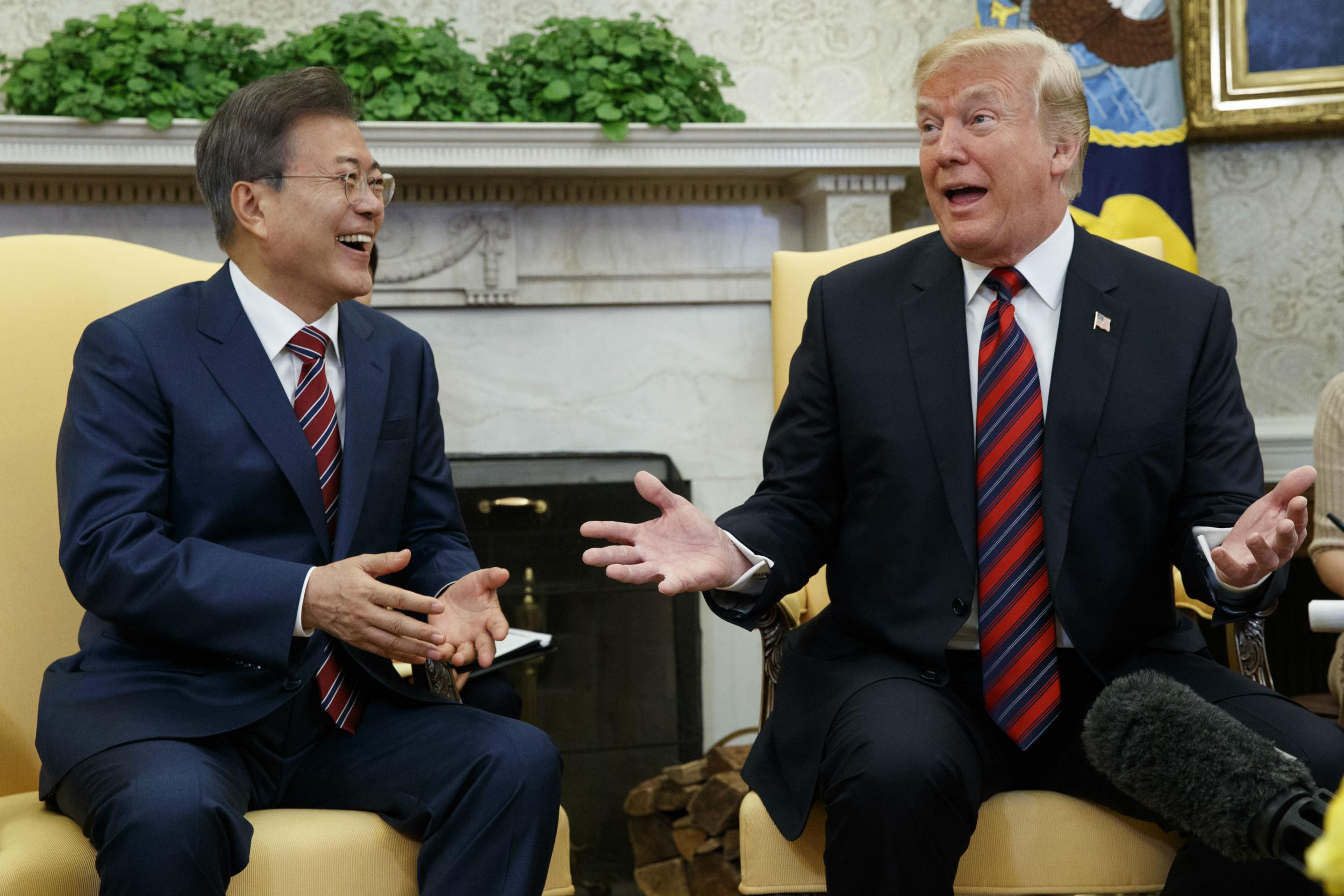 Donald Trump reveals North Korea summit could be delayed if certain conditions not met