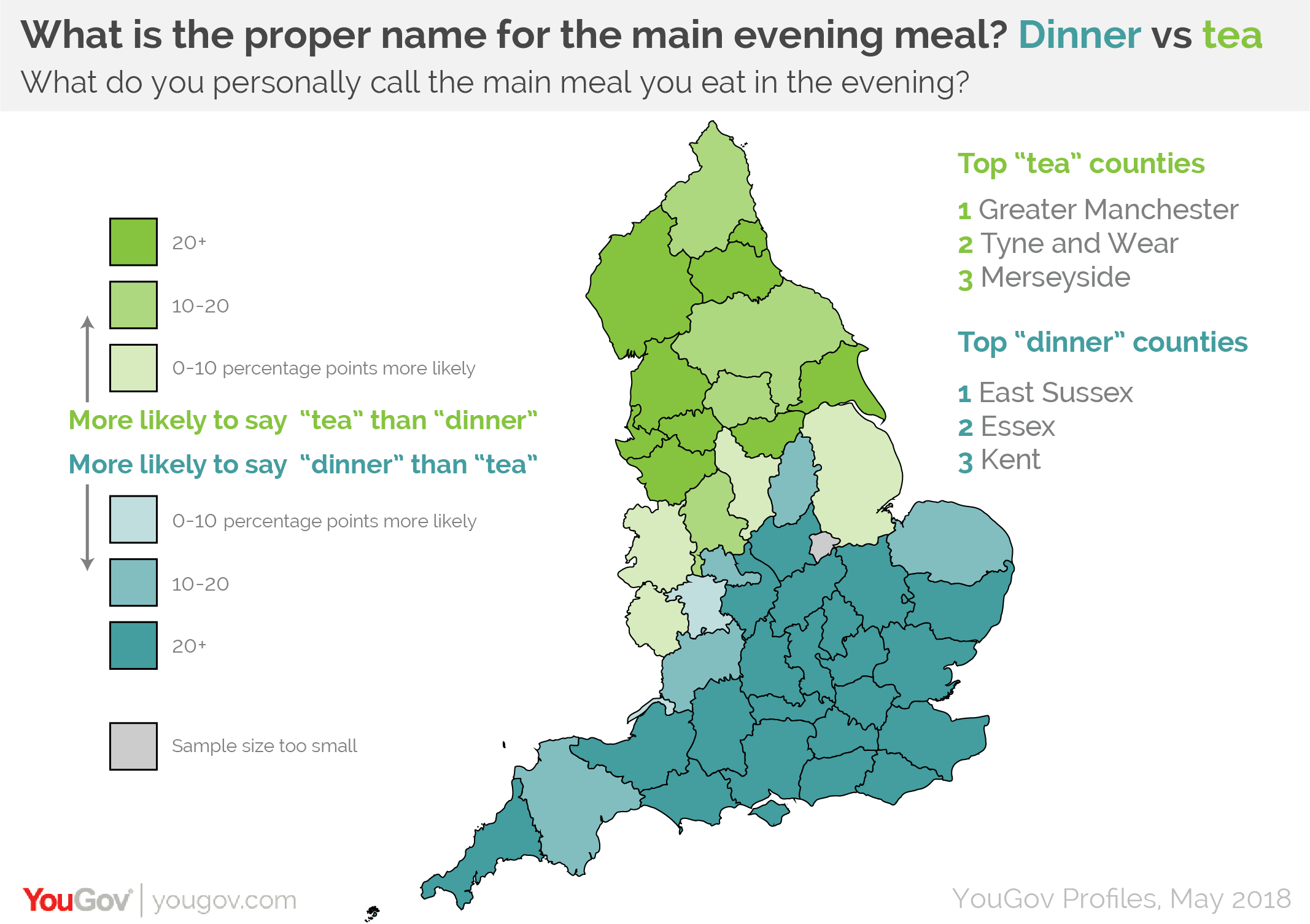 Map Of England The Last Kingdom.Dinner Supper Or Tea This Is How The Country Refers To Their