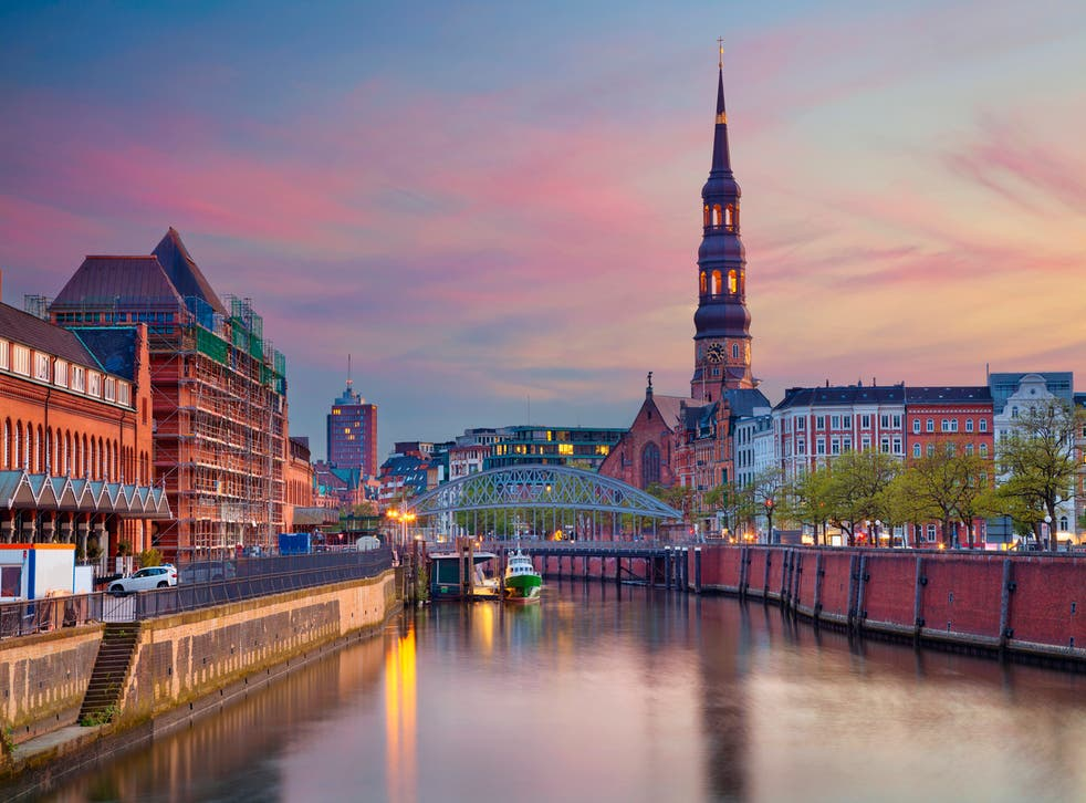 Germany's second largest metropolis has picturesque features and is known for its nightlife